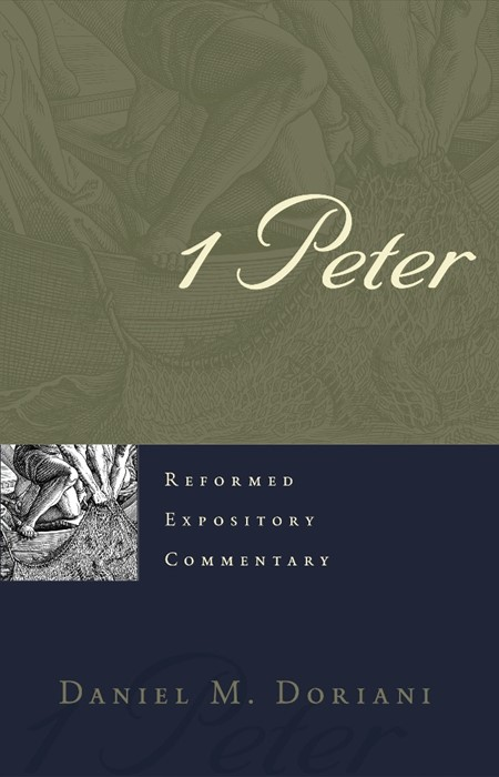 Reformed Expository Commentary: 1 Peter (Hard Cover)