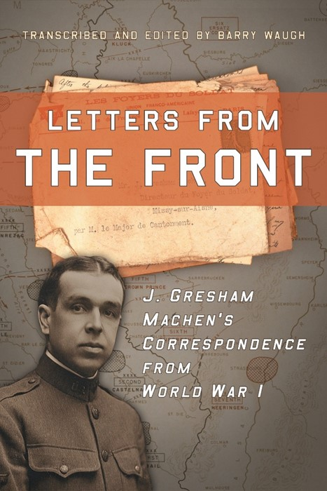 Letters from the Front (Paperback)