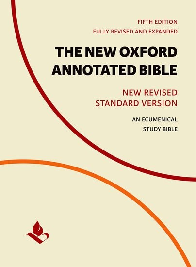 The NRSV New Oxford Annotated Bible (Hard Cover)