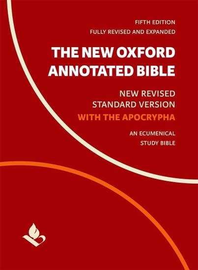 The NRSV Oxford Annotated Bible With Apocrypha (Hard Cover)