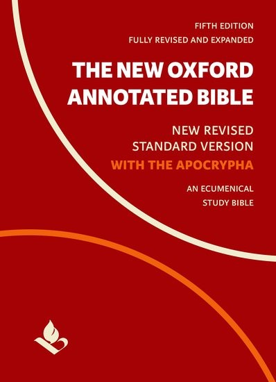 The NRSV New Oxford Annotated Bible With Apocrypha (Paper Back)