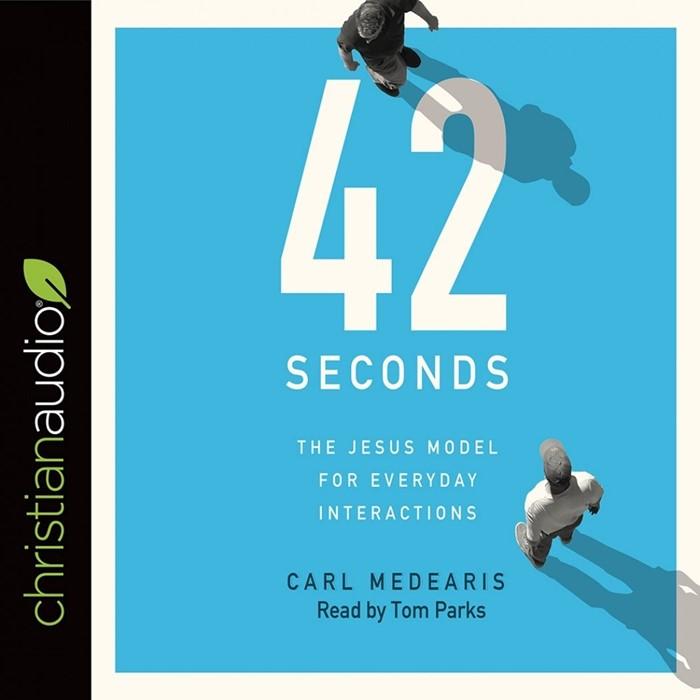 42 Seconds Audio Book (CD-Audio)