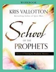 School Of The Prophets Workbook (Paperback)