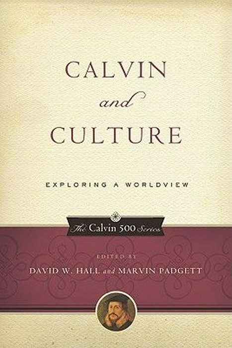 Calvin And Culture (Paper Back)