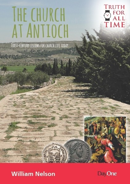 The Church At Antioch (Paper Back)