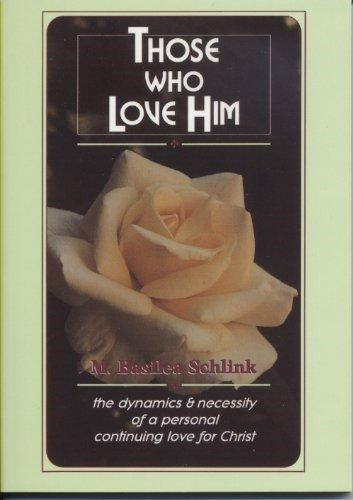 Those Who Love Him. (Paper Back)