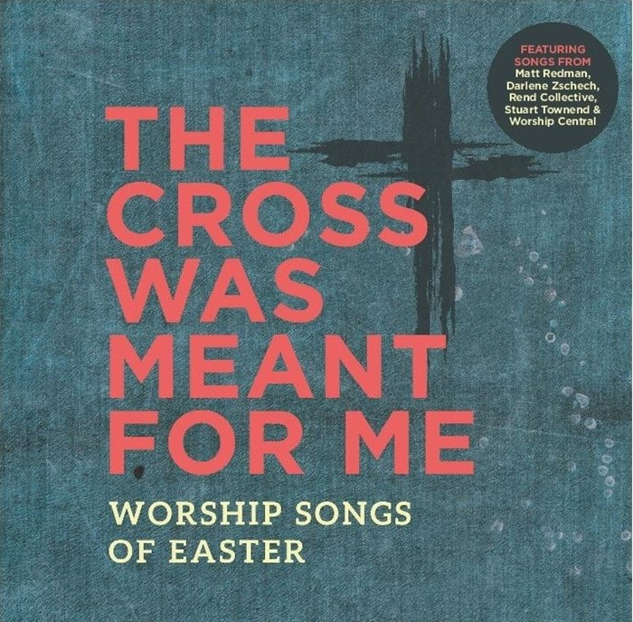 The Cross Was Meant For Me CD (CD- Audio)
