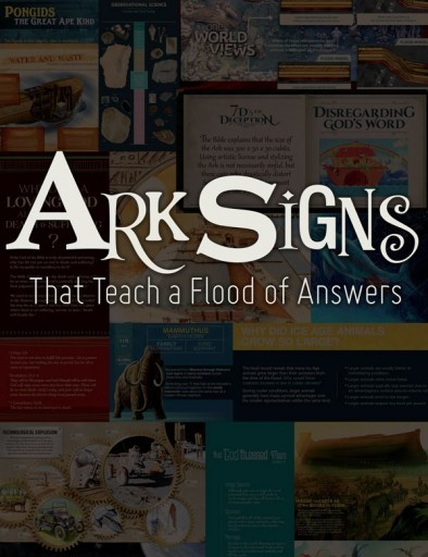 Ark Signs (Paper Back)