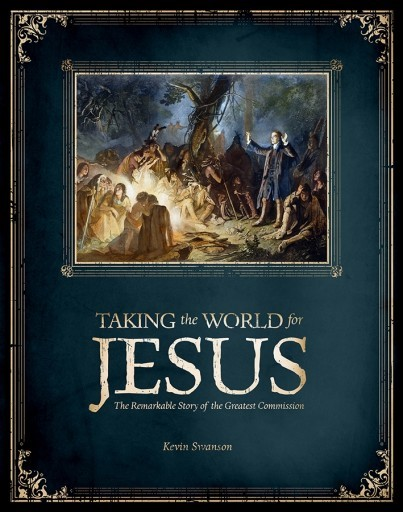 Taking The World For Jesus (Paper Back)