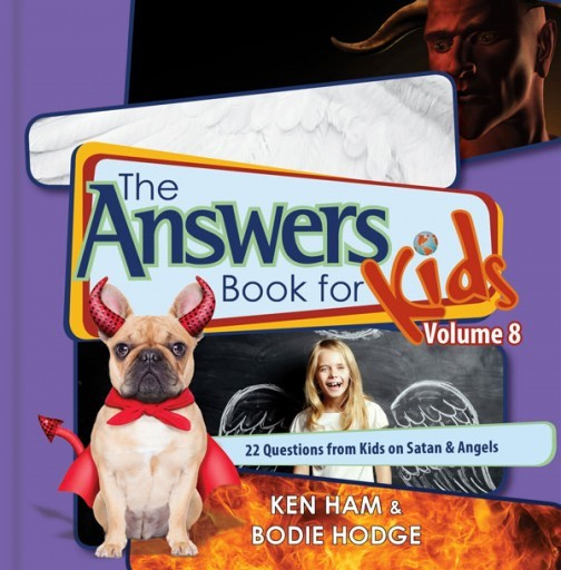 The Answers Book For Kids Volume 8 (Hard Cover)