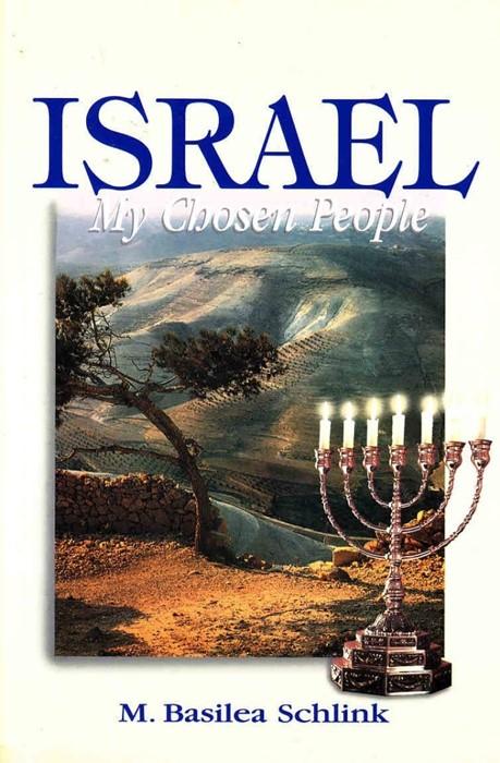 Israel, My Chosen People (Paper Back)