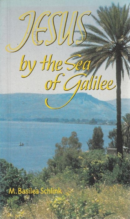 Jesus By The Sea Of Galilee (Paper Back)