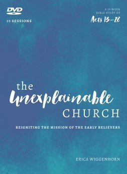 The Unexplainable Church DVD (DVD)