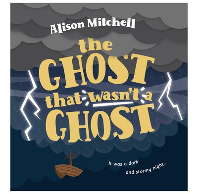 The Ghost That Wasn't A Ghost (Pamphlet)