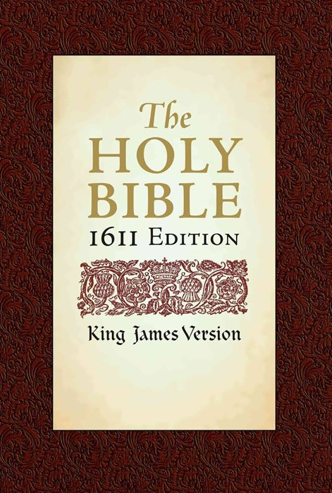 KJV Holy Bible, 1611 Edition (Hard Cover)