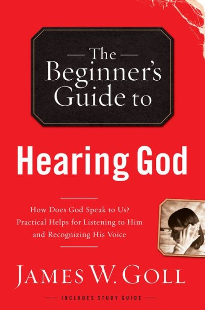 The Beginner's Guide To Hearing God (Paperback)