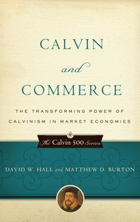 Calvin And Commerce (Paper Back)