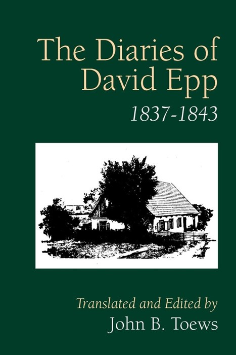 The Diaries of David Epp (Paperback)