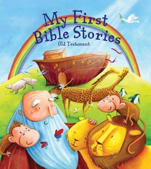 My First Bible Stories (Paperback)