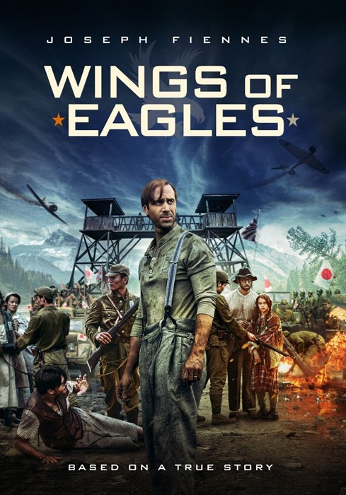 Wings Of Eagles DVD (DVD)