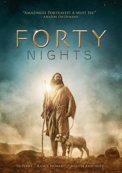 Forty Nights DVD (DVD)