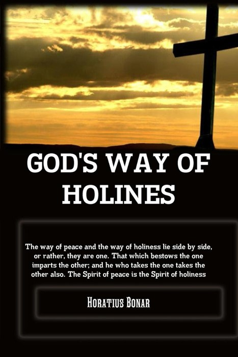God's Way Of Holiness (Paperback)