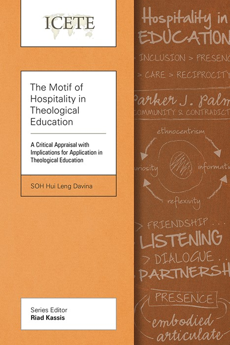 The Motif of Hospitality in Theological Education (Paperback)