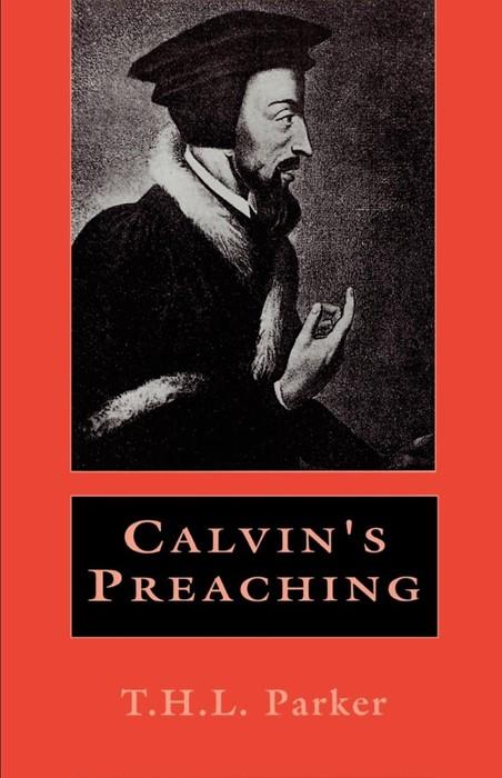 Calvin's Preaching (Paperback)
