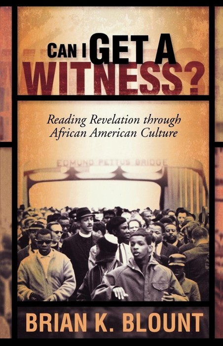 Can I Get a Witness (Paperback)