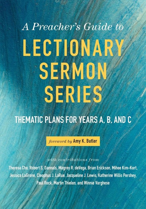 Preacher's Guide to Lectionary Sermon Series, A (Paperback)