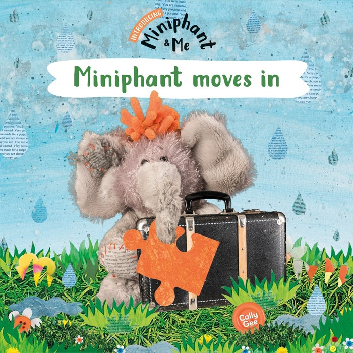 Miniphant Moves In (Paperback)