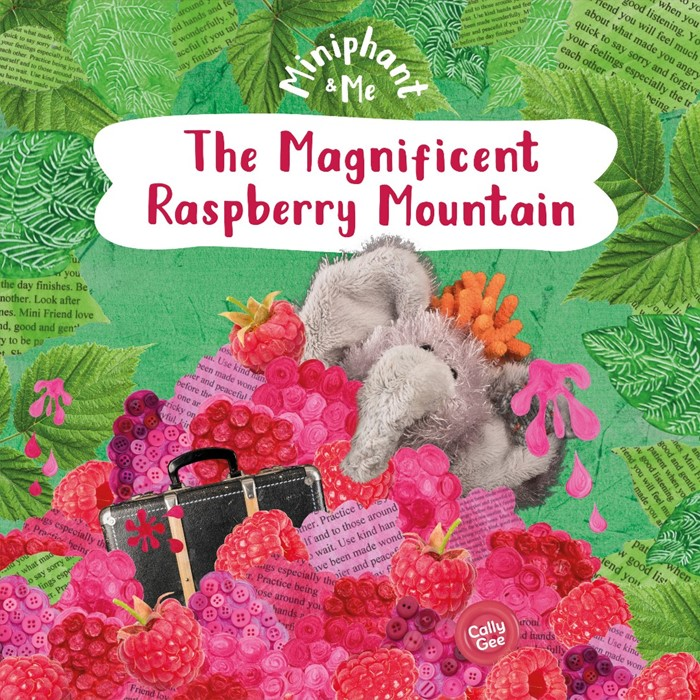 Magnificent Raspberry Mountain, The. (Paperback)