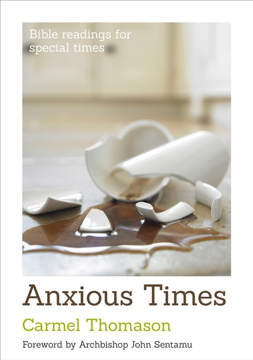 Anxious Times (Paper Back)