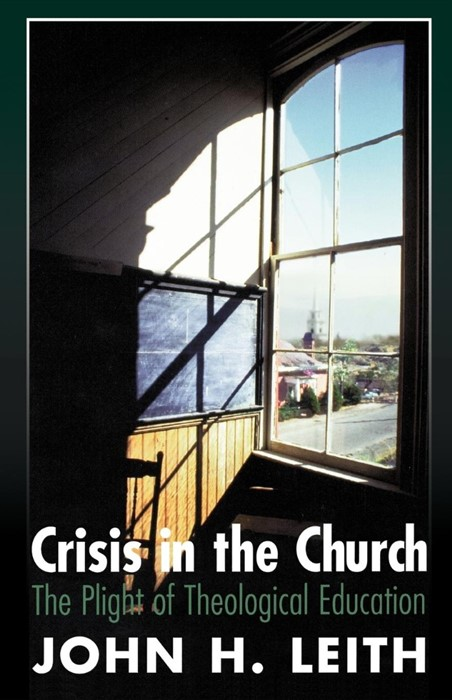 Crisis in the Church (Paperback)