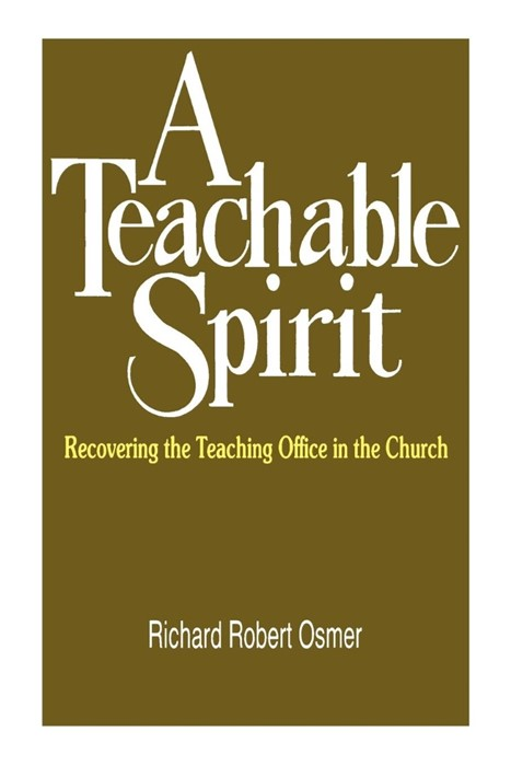 Teachable Spirit, A (Paperback)
