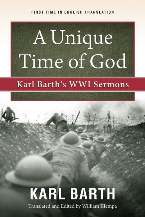 Unique Time of God, A (Paperback)
