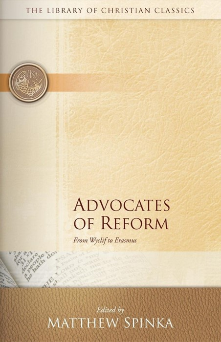 Advocates of Reform (Paperback)