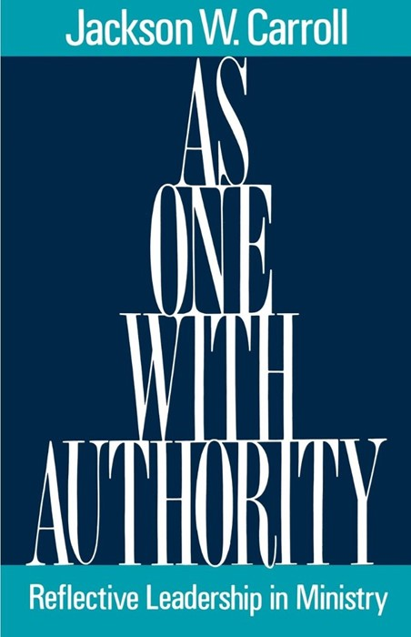 As One with Authority (Paperback)