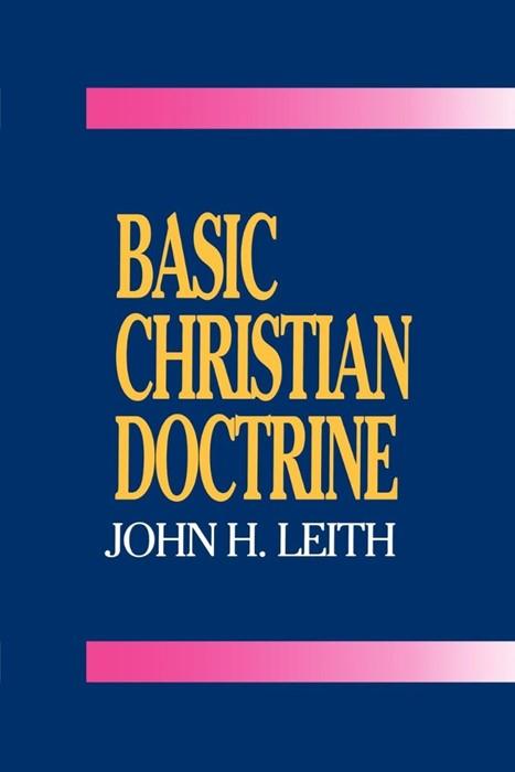 Basic Christian Doctrine (Paperback)