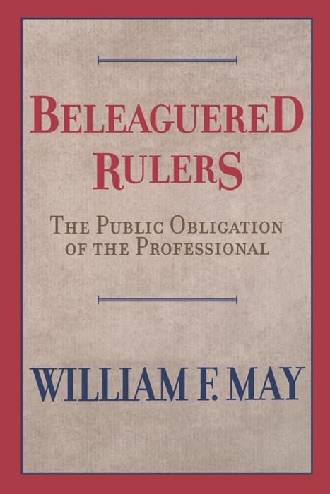 Beleaguered Rulers (Paperback)