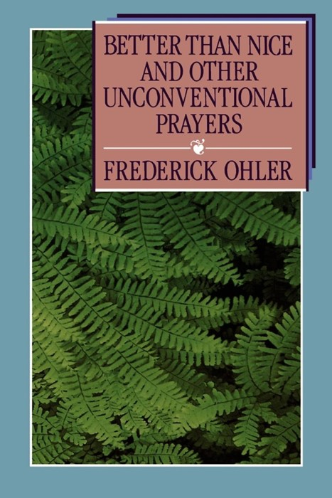 Better Than Nice and Other Unconventional Prayers (Paperback)