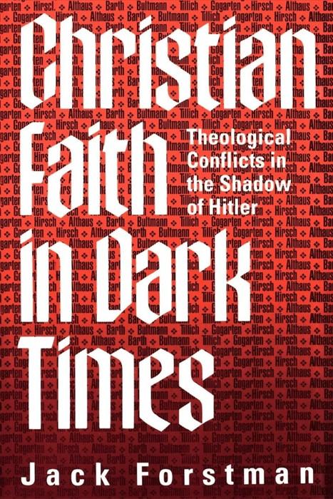 Christian Faith in Dark Times (Paperback)