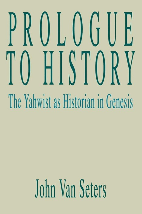 Prologue to History (Paperback)