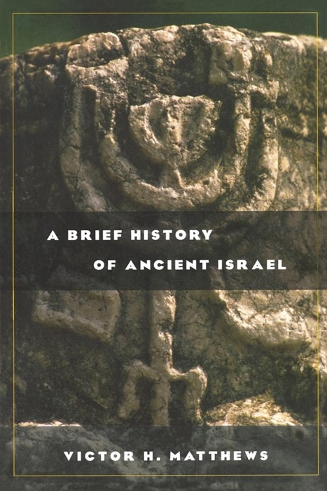 Brief History of Ancient Israel, A (Paperback)