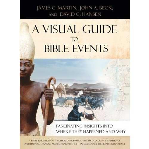 A Visual Guide To Bible Events (Hard Cover)