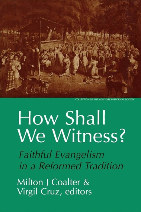 How Shall We Witness? (Paperback)