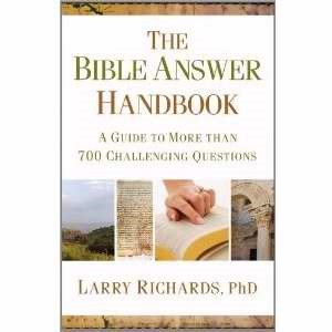 The Bible Answer Handbook (Paperback)