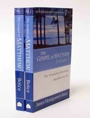 The Gospel Of Matthew (Paperback)