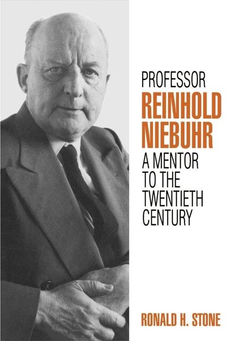 Professor Reinhold Niebuhr (Paperback)