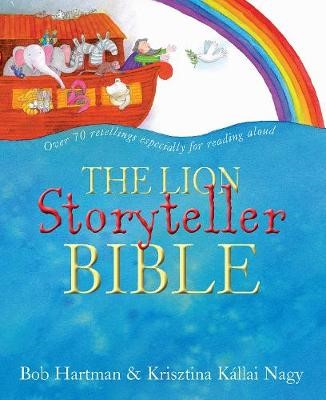 The Lion Storyteller Bible (Paperback)